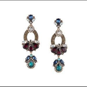 All That Glitters Statement Earrings
